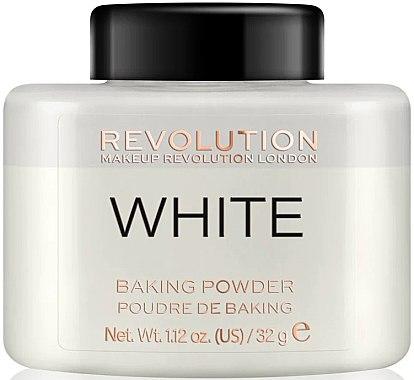 Pudră de față - Makeup Revolution Baking Powder