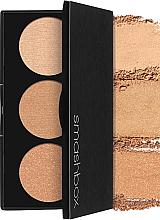 Parfumuri și produse cosmetice Paletă iluminatoare - Smashbox Spotlight Palette Gold