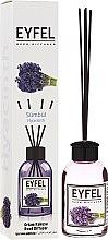 "Parfumuri și produse cosmetice Spray parfumat ""Hyacinthus"" - Eyfel Perfume Reed Diffuser Hiacynt"
