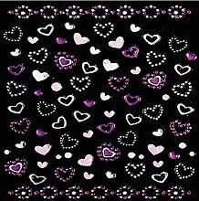 Parfumuri și produse cosmetice Stickere de unghii - Peggy Sage Decorative Nail Stickers Pink Line (1buc.)