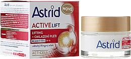 Parfumuri și produse cosmetice Cremă cu efect lifting - Active Lift Lifting and Rejuvenating Day Cream SPF 10
