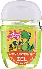 Parfumuri și produse cosmetice Gel de mâini - Chlapu Chlap Antibacterial Hand Gel Pineapple Party