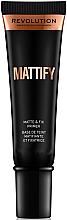 Parfumuri și produse cosmetice Primer mat pentru față - Makeup Revolution Mattify Primer