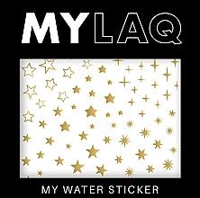 "Духи, Парфюмерия, косметика Наклейки для ногтей ""Звезды"" - MylaQ My Water Sticker"