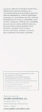 Concentrat cu uleiuri esențiale pentru față - Anubis Excellence Bio Essential Oil Concentrate — Imagine N3