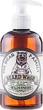 Parfumuri și produse cosmetice Șampon pentru barbă - Mr. Bear Family Beard Wash Wilderness