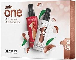 Parfumuri și produse cosmetice Set - Revlon Professional Uniq One (spray/150ml+spray/150ml)