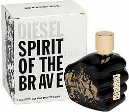 Parfumuri și produse cosmetice Diesel Spirit Of The Brave - Apă de toaletă (tester fără capac)