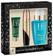 Parfumuri și produse cosmetice Set - Helena Rubinstein Eye Love Wonder Blacks Set (mascara/7ml eye/ser/3ml + eye/lot/50ml)