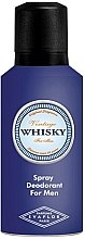 Parfumuri și produse cosmetice Evaflor Whisky Vintage - Deodorant