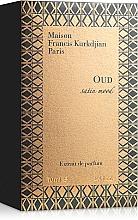 Parfumuri și produse cosmetice Maison Francis Kurkdjian Oud Satin Mood Extrait - Apă de parfum