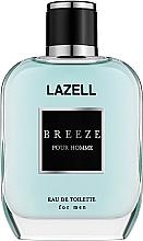 Parfumuri și produse cosmetice Lazell Breeze - Apa de toaletă