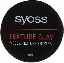 Parfumuri și produse cosmetice Argilă pentru păr - Syoss Texture Clay