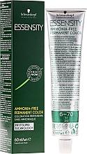 Духи, Парфюмерия, косметика Ухаживающий перманентный крем-краситель - Schwarzkopf Professional Essensity Permanent Colour