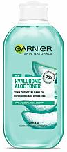 Parfumuri și produse cosmetice Tonic hidratant cu Aloe Vera - Garnier Skin Naturals Hyaluronic Aloe Toner