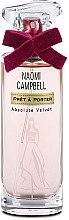 Parfumuri și produse cosmetice Naomi Campbell Pret a Porter Absolute Velvet - Apă de toaletă