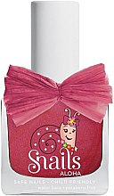 Parfumuri și produse cosmetice Lac de unghii - Snails Aloha