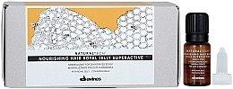 Parfumuri și produse cosmetice Concentrat pentru păr - Davines Hourishing 1+RJHP+2
