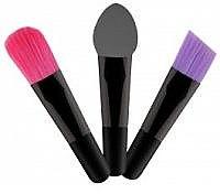 Parfumuri și produse cosmetice 3 aplicatoare fard de ochi și buze - Vipera Magnetic Play Zone