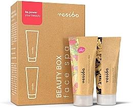 Parfumuri și produse cosmetice Set - Resibo Beauty Box Face Spa