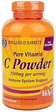 "Parfumuri și produse cosmetice Supliment alimentar ""Pulbere pură de vitamina C"" - Holland & Barrett Pure Vitamin C Powder 2500mg"