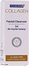 Parfumuri și produse cosmetice Demachiant facial cu colagen - Novaclear Collagen Facial Cleanser