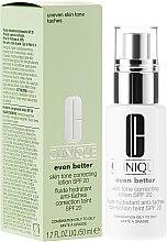 Parfumuri și produse cosmetice Loțiune pentru corectarea tonului pielii - Clinique Even Better Skin Tone Correcting Lotion