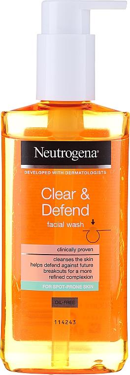Gel de spălare - Neutrogena Visibly Clear Spot Proofing Daily Wash