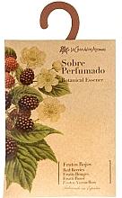 """Parfumuri și produse cosmetice Plic aromat """"Pomușoare"""" - La Casa de Los Botanical Essence Red Berries Scented Sachet"""