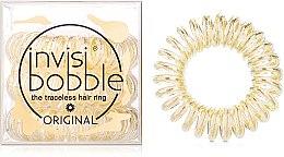 Parfumuri și produse cosmetice Elastic de păr - Invisibobble Original You`re Golden