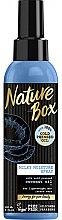 Parfumuri și produse cosmetice Spray cu extract de nucă de cocos pentru păr - Nature Box Coconut Oil Milky Moisture Spray