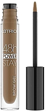 Parfumuri și produse cosmetice Гель для бровей - Catrice 48H Power Stay Brow Gel
