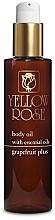 Parfumuri și produse cosmetice Ulei de corp, cu extract de grapefruit - Yellow Rose Body Oil Grapefruit Plus