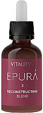 Parfumuri și produse cosmetice Concentrat pentru păr - Vitality's Epura Reconstructing Blend