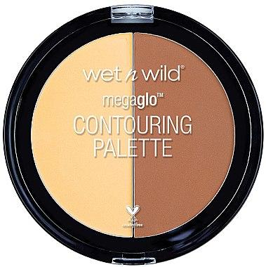 Set pentru conturarea feței - Wet N Wild MegaGlo Contouring Palette