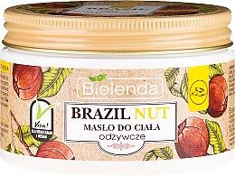 """Parfumuri și produse cosmetice Unt de corp """"Nuci de Brazilia"""" - Bielenda Brazil Nut Body Butter"""