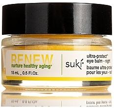 Духи, Парфюмерия, косметика Бальзам для кожи вокруг глаз, ночной - Suki Renew Ultra-Protect Eye Balm Night