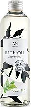 """Parfumuri și produse cosmetice Ulei de baie """"Ceai verde"""" - Kanu Nature Bath Oil Green Tea"""
