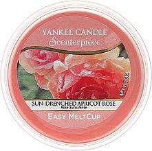 Parfumuri și produse cosmetice Ceară aromatică - Yankee Candle Sun-Drenched Apricot Rose Melt Cup
