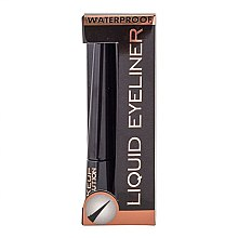 Parfumuri și produse cosmetice Eyeliner - Makeup Revolution Liqued Eyeliner Waterproof