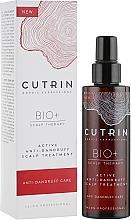 Parfumuri și produse cosmetice Cremă anti-mătreață - Cutrin Bio+ Active Anti-dandruff Scalp Treatment
