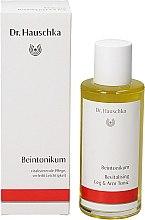 Parfumuri și produse cosmetice Loțiune pentru picioare - Dr. Hauschka Revitalising Leg & Arm Tonic
