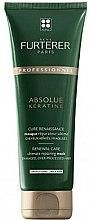 Parfumuri și produse cosmetice Mască pentru păr gros - Rene Furterer Absolue Keratine Renewal Care Mask Thick Hair
