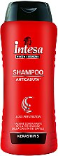 Parfumuri și produse cosmetice Șampon împotriva căderii părului - Intesa Classic Black Shampoo Loss Prevention