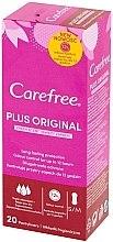 Parfumuri și produse cosmetice Absorbante pentru uz zilnic, 20 buc. - Carefree Plus Original Fresh Scent