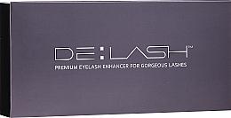 Parfumuri și produse cosmetice Ser pentru creșterea genelor - De Lash Eyelashes Enhancer For Gorgeous Lash