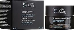 Parfumuri și produse cosmetice Cremă hidratantă de față - Academie Creme Hydratante Survitaminee