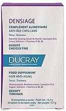 Parfumuri și produse cosmetice Supliment alimentar împotriva părului cărunt - Ducray Densiage Anti-Aging Hair Food Supplement
