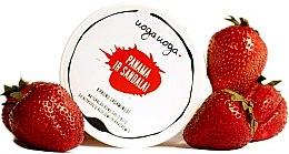Parfumuri și produse cosmetice Scrub pentru corp - Uoga Uoga Panama and Sandals