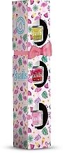 Parfumuri și produse cosmetice Set lac de unghii - Snails Mini Flamingo (nail/polish/3x7ml)